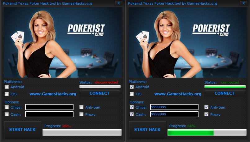 Pokerist texas holdem poker hack