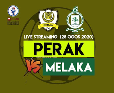 Perak vs Melaka