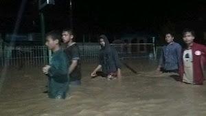 Banjir di Tapanuli Tengah