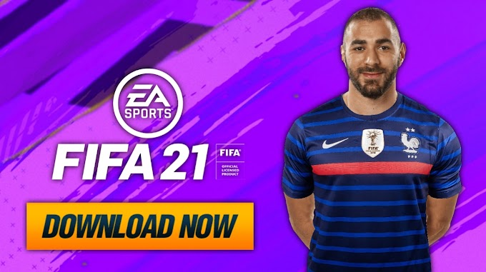 FIFA 2021 Mod Offline Best Graphics Download- FIFA 2021 Android Latest Players Transfer