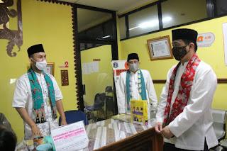 Wagub Ariza Imbau Semua Pihak Sosialisasikan Protokol Kesehatan
