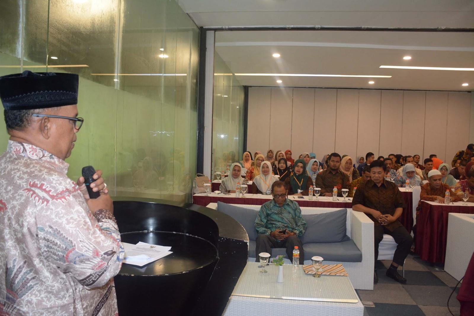 Dinas Perpustakaan Aceh Timur Gelar Sosialisasi Penyuluh Kearsipan