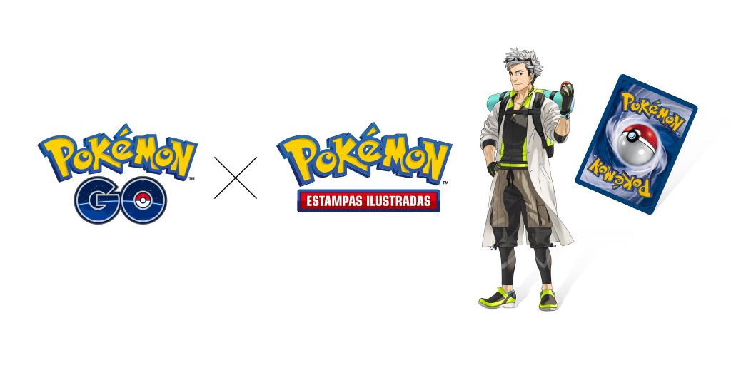 Pokémon TCG x Pokémon GO
