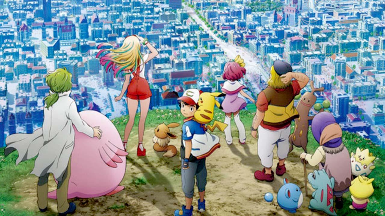 Pokemon Movie 21: Minna no Monogatari Subtitle Indonesia