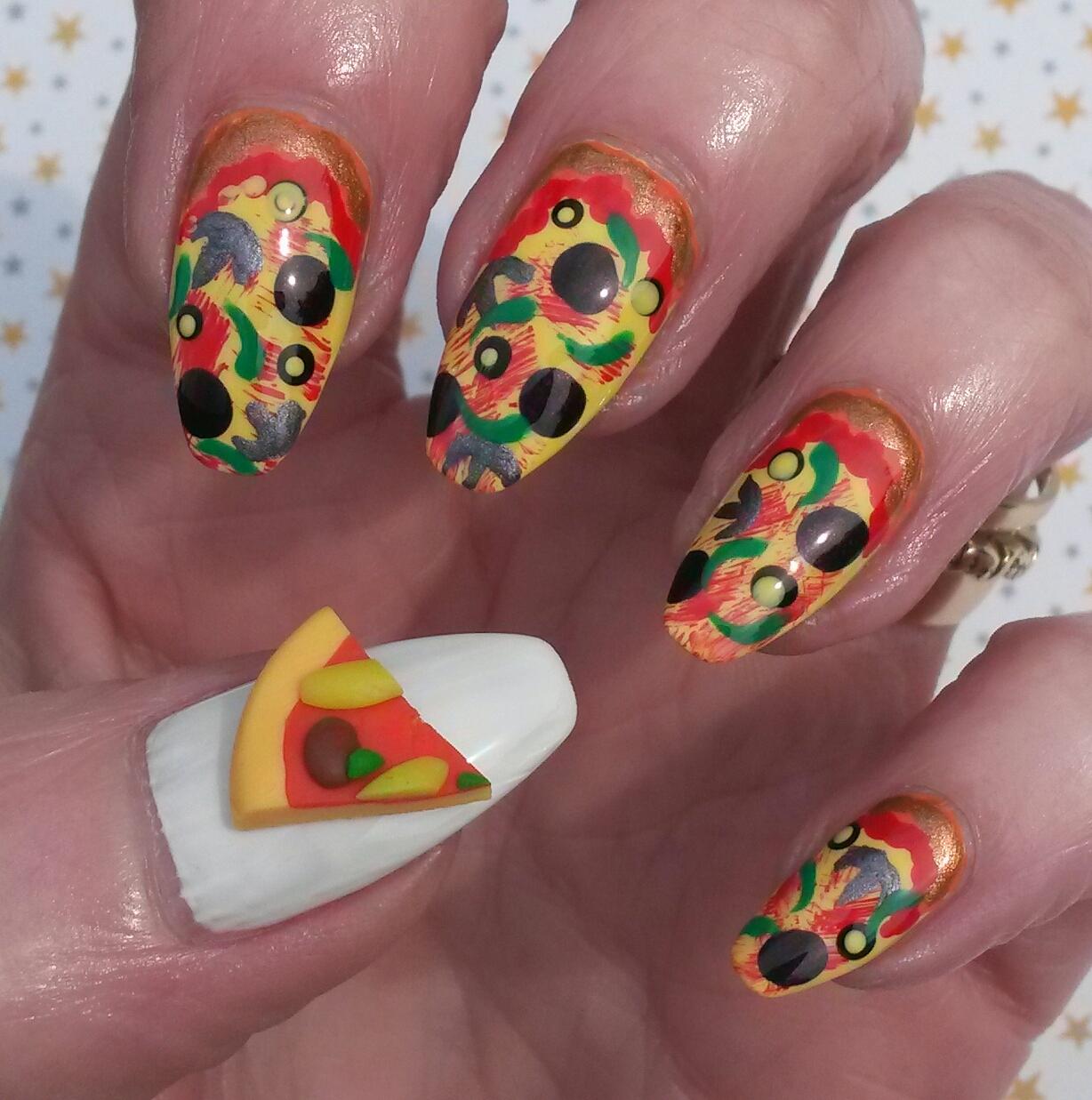 Bite No More: Charlies Nail Art Review
