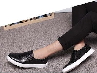 Sepatu Online Pria Model Terbaru Mei 2016