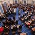 Senado de Estados Unidos inicia preparativos para juicio político contra el presidente Trump.