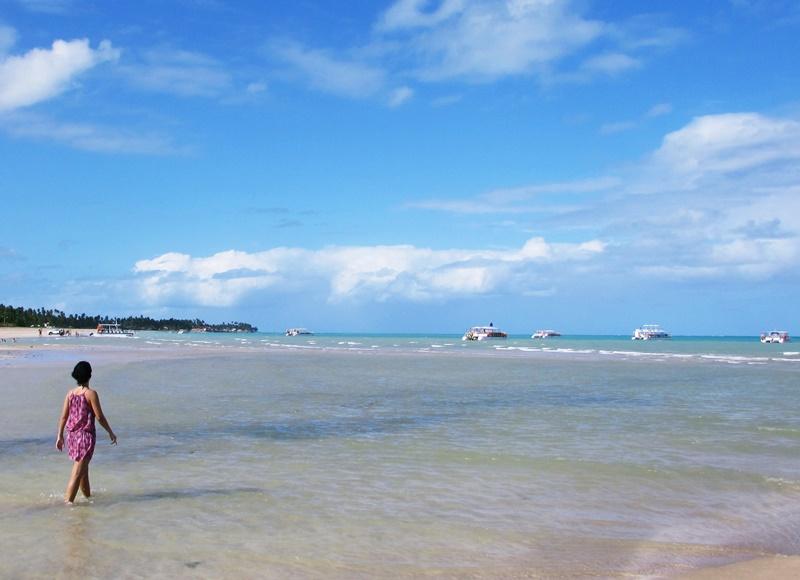 Passeio de Catamarã Maragogi piscinas naturais