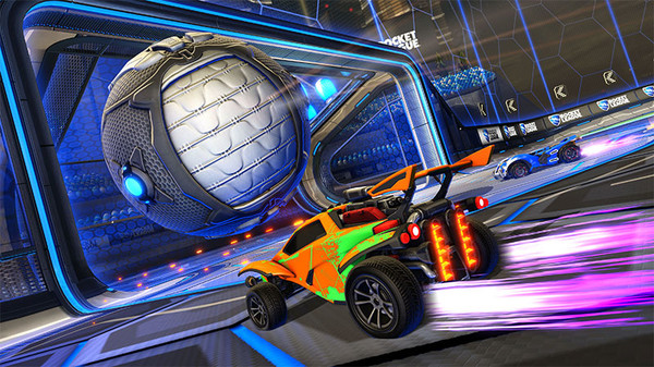 Rocket League Anniversary PC Full Version Screenshot 1