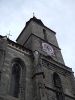 De zwarte kerk in Brasov