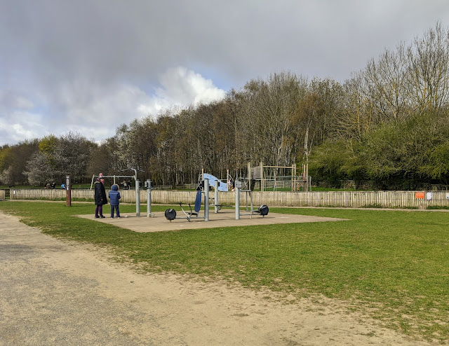 Tyne Riverside Country Park : Visitor Information Playgrounds