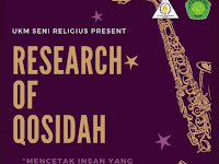Research of Qosidah