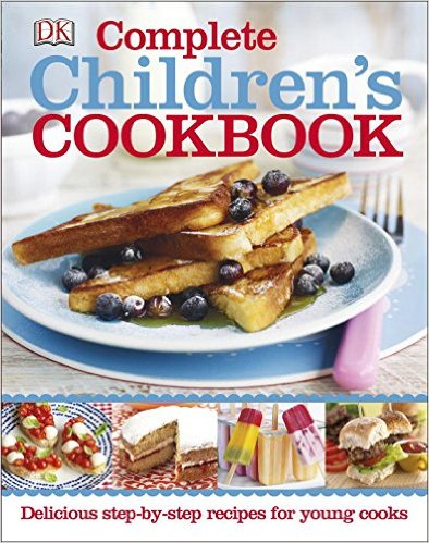 A cook book for children.
