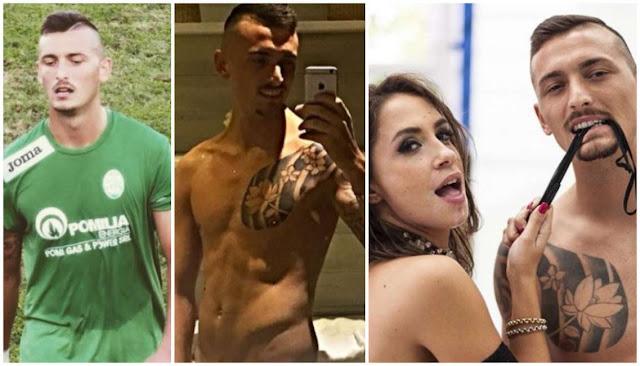 Frustrasi Gaji Kecil, Pesepak Bola Italia Pilih Jadi Bintang Porno