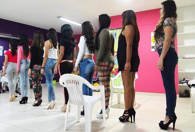 academia de modelaje bogota