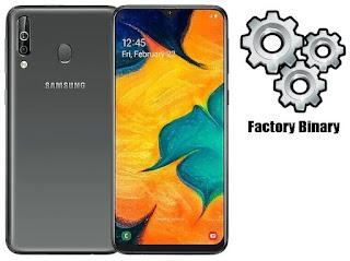 Samsung Galaxy A40s SM-A3051 Combination Firmware