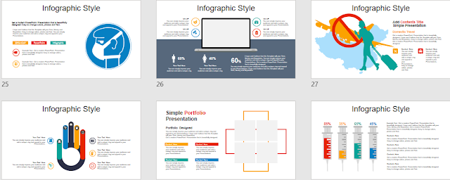 COVID-19 PowerPoint Templates