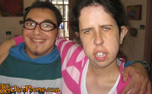foto pasangan terunik terlucu teraneh dan ternorak di dunia-30