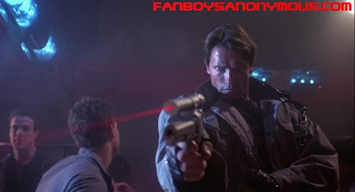 The Terminator rebooted for film and new television series in 2015