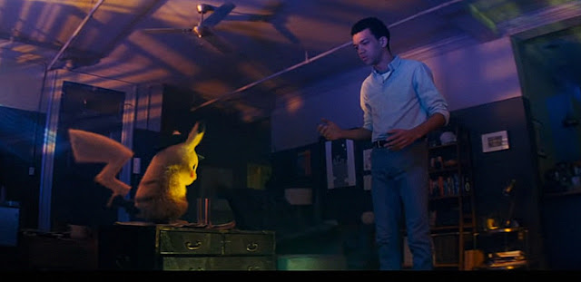 Sinopsis Film Pokémon Detective Pikachu (2019)