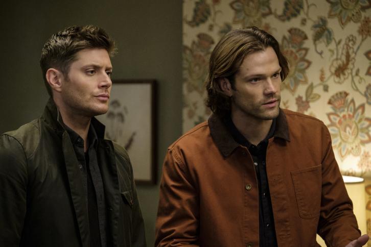 Supernatural - Episode 12.19 - The Future - Promo, Promotional Photos & Press Release