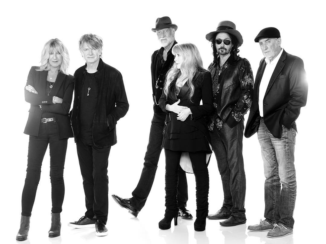 Fleetwood Mac Tour Dates  Nz