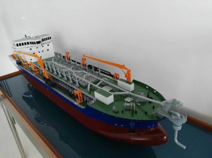 MAN 32/40 Package for Chinese Dredger