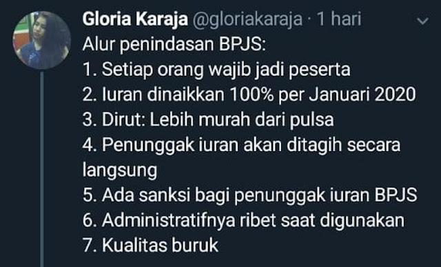 Netizen Ungkap Alur Penindasan BPJS, Miris!!