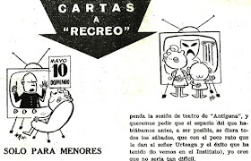 Cartas a Recreo, Tele-Radio