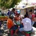Beto de Lulão visita feira livre no distrito de Xucuru zona rural de Belo Jardim, PE
