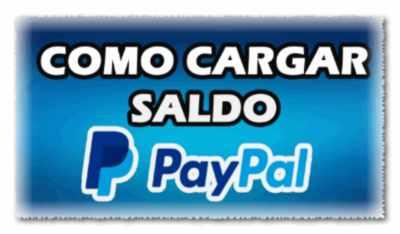 Cómo cargar Paypal sin tarjetas