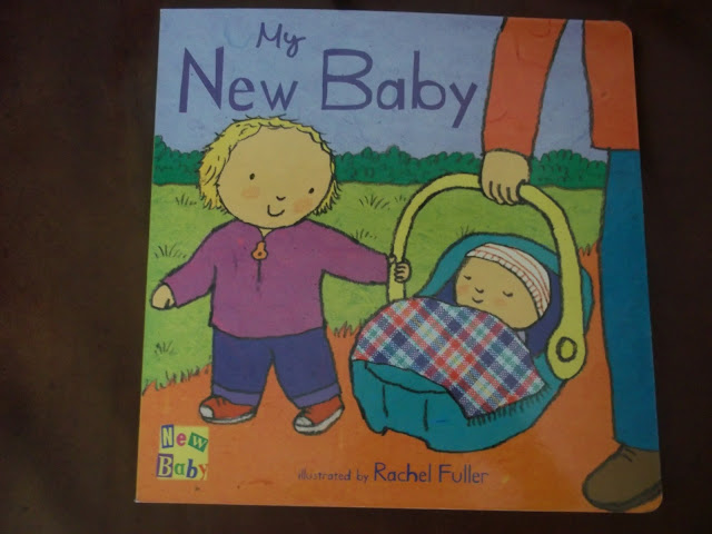 My new baby book review