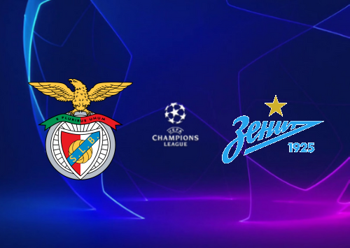Benfica vs Zenit -Highlights 10 December 2019