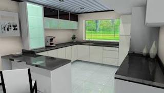 Cara Dekorasi Ruang Dapur Minimalis Tahun 2016