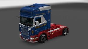 Steve Swain Skin for Scania RJL