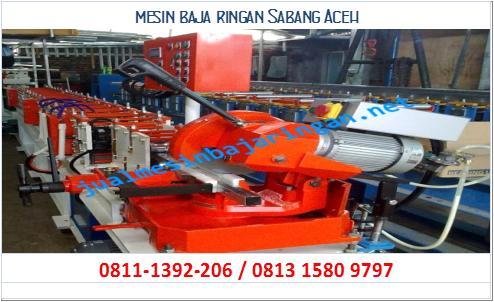 mesin baja ringan Sabang Aceh