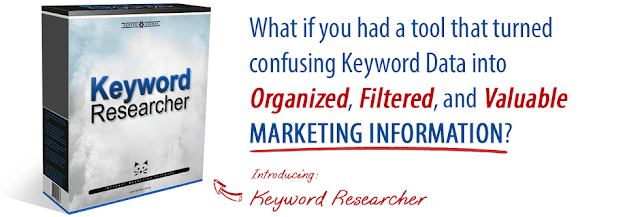 Keyword Researcher SEO Software for Bloggers