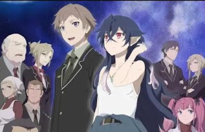 Tsuki to Laika to Nosferatu Todos os Episódios Online