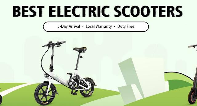 Boa oportunidade de adquirires uma solução de transporte eléctrica!