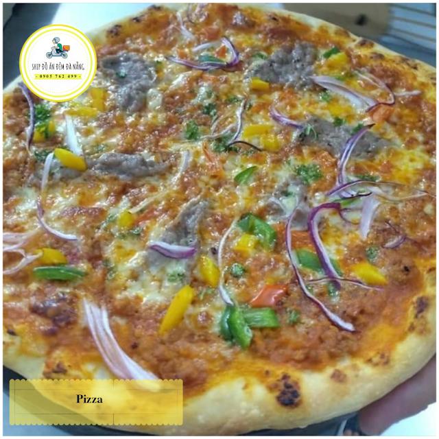 Pizza Bo bam - Da Nang Ship SDT: 0905.762.499