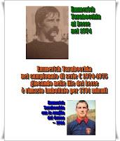 Emmerich Tarabocchia record imbattibilità portiere
