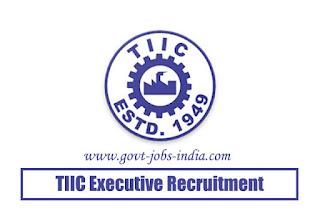 TIIC Executive Recruitment