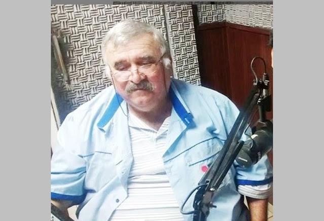 """AISP – Emite """"Nota de pesar"""" pelo falecimento do radialista Roberto Fortunato"""