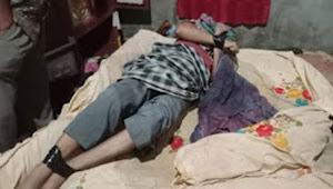 Petani  Kelapa Dibunuh Anak Kandung, Rusak Pintu Dapur untuk Kelabui Polisi