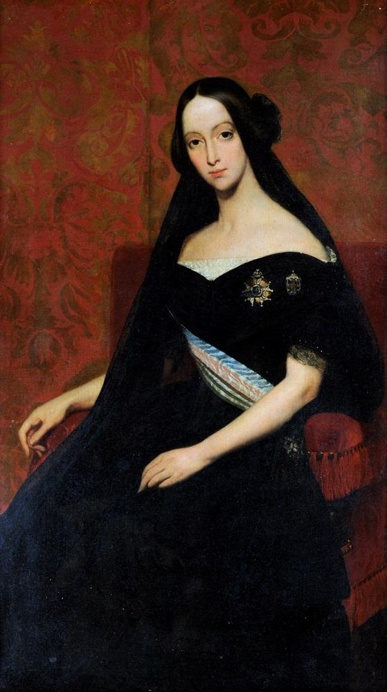 アリ・シェフェールのフランソワ・ルネ・モローの肖像