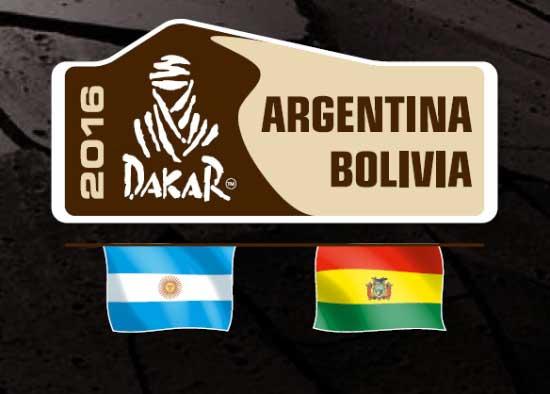 En vivo Dakar 2016 y su paso por Villazón Bolivia