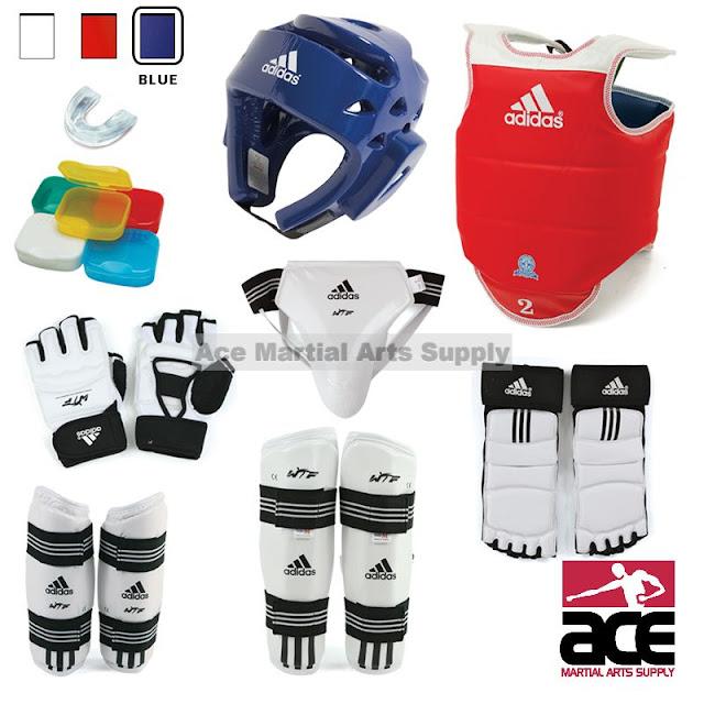 Taekwondo protective gear