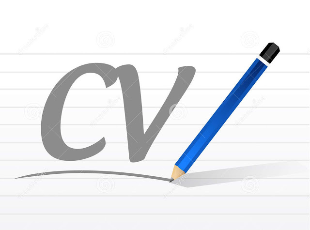 Contoh CV Bahasa Inggris Untuk Fresh Graduate Terbaru