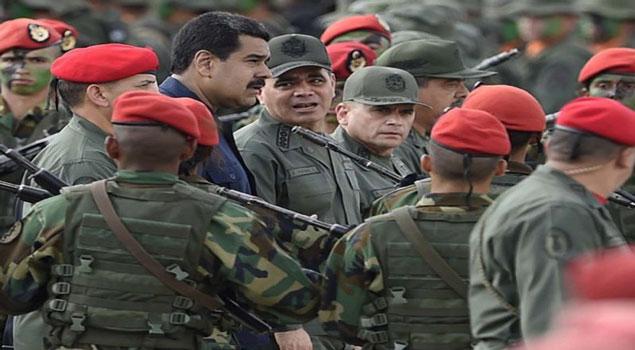 HRW señala a seis altos funcionarios de Maduro por violar derechos humanos