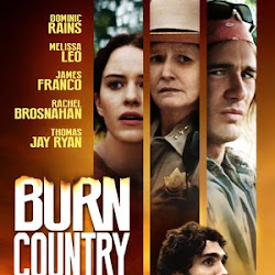 Poster Burn Country 2016